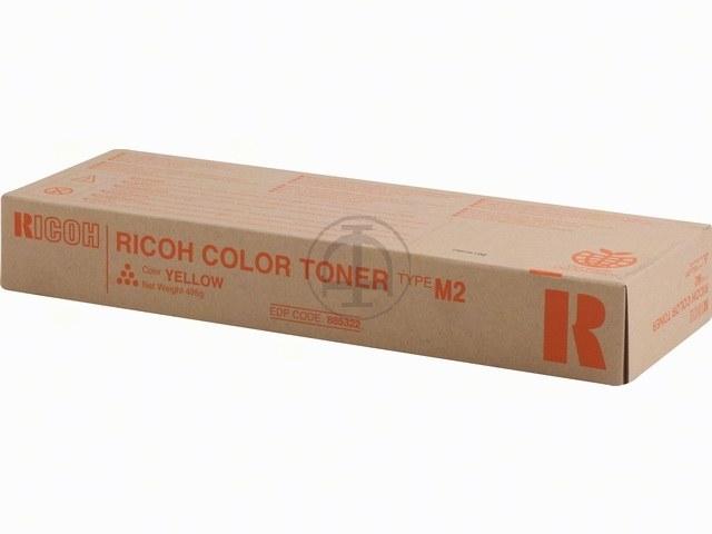 TM2-Y RICOH AF1224C TONER YEL 885322 17.000pages 4