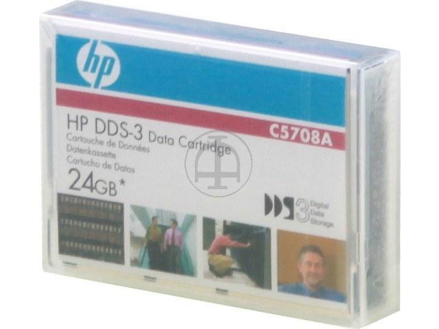 C5708A HP 4mmTAPE DDS125 DDS3 125m 12-24GB