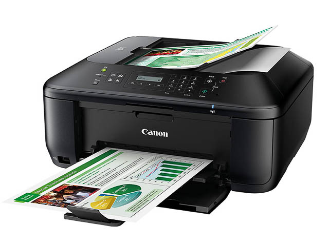 CANON PIXMA MX535 4IN1 PRINTER 8750B006 Inkjet WLA