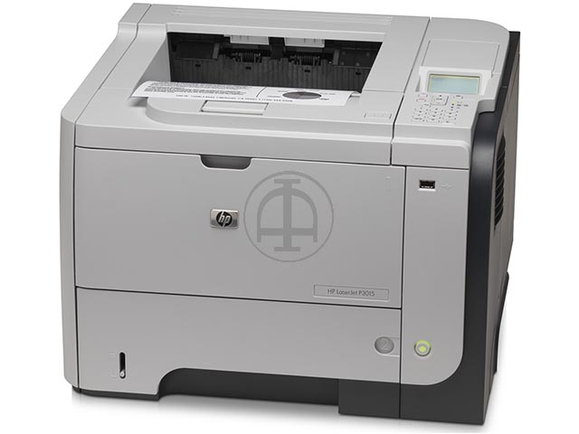HP LJ P3015DN PRINTER CE528A#B19 monochrome