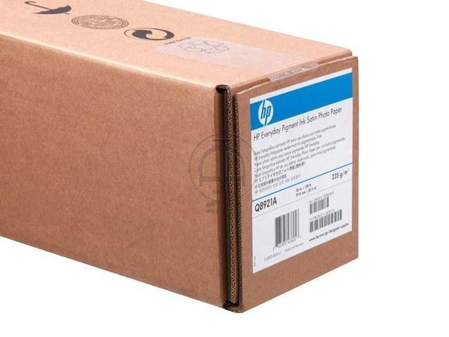 Q8921A HP PHOTO PAPER RL 36' 914mmx30.5m 235g/m2 s