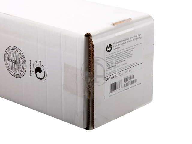 Q8754A HP PHOTO PAPER ROLL 42' 1067mmx61m 190g/m2