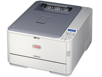 Photo: OKI C531DN LED DRUCKER 44951614 A4/Duplex/LAN/Farbe